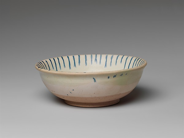 Bowl with Five-Petaled Flower