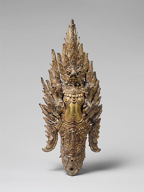 Garuda Finial