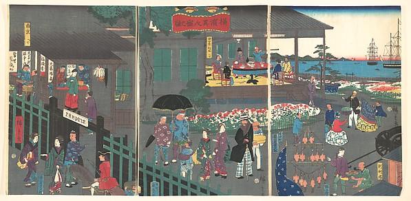 Foreigner's Residence in Yokohama