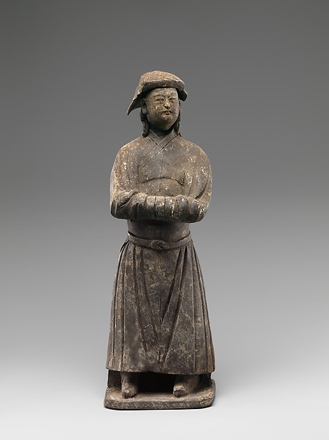 Figure of Mongol