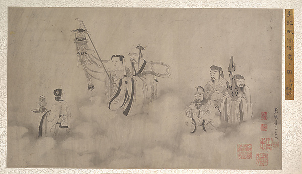 Procession of Arhats