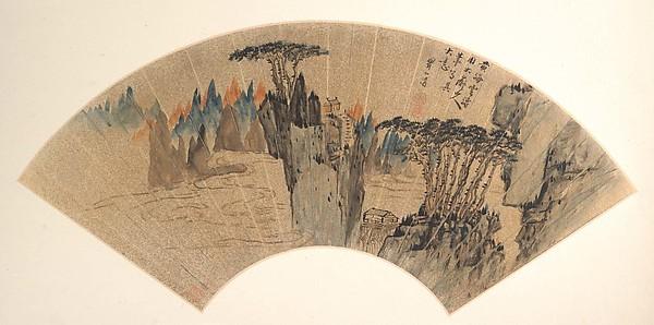 Peaks of Mount Huang