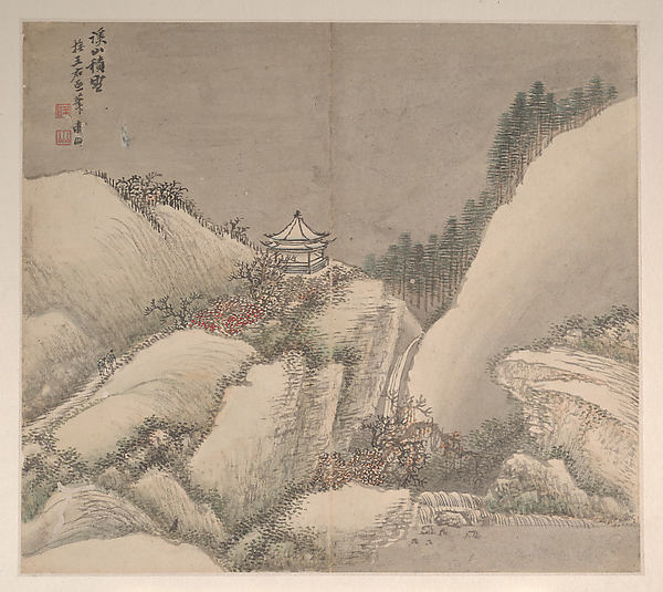 Landscapes in the Styles of Various Artists