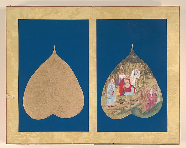 Album of Eighteen Arhat Paintings