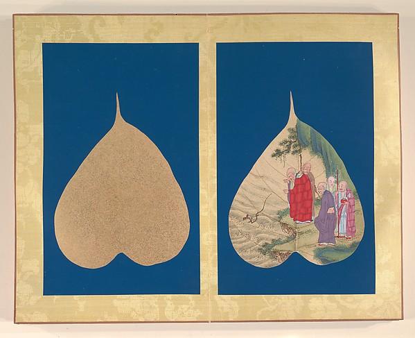 Album of Eighteen Arhat Paintings
