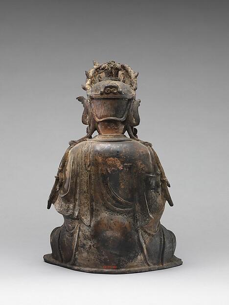 Bodhisattva, possibly Avalokiteshvara (Guanyin 觀音菩薩)<br/>Bodhisattva Avalokiteshvara