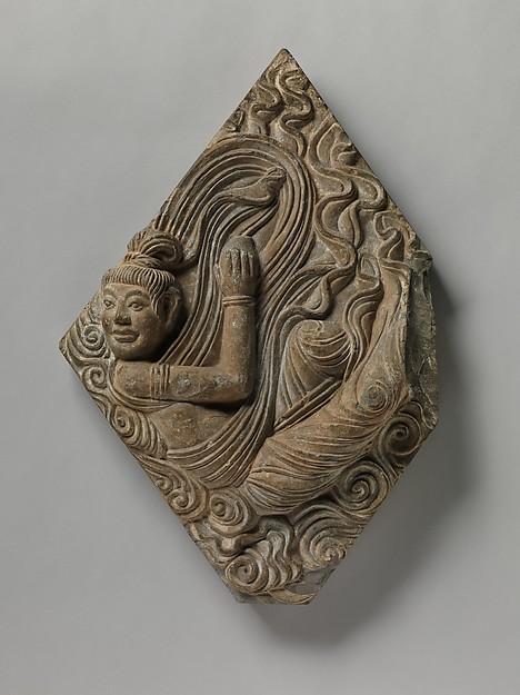 Flying Celestial Apsara (Feitian 飛天)<br/>Flying Celestial Apsara (Feitian)