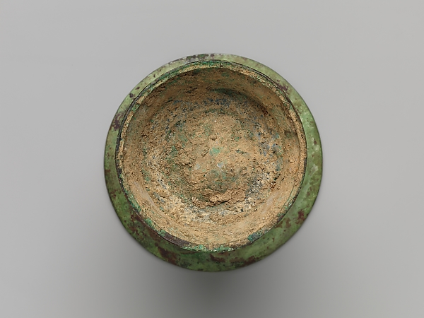 商 青銅尊<br/>Wine Vase (Zun)