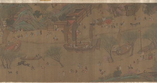Going Upriver on the Qingming Festival