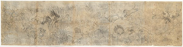 Tigers Hunting Boars and Deer