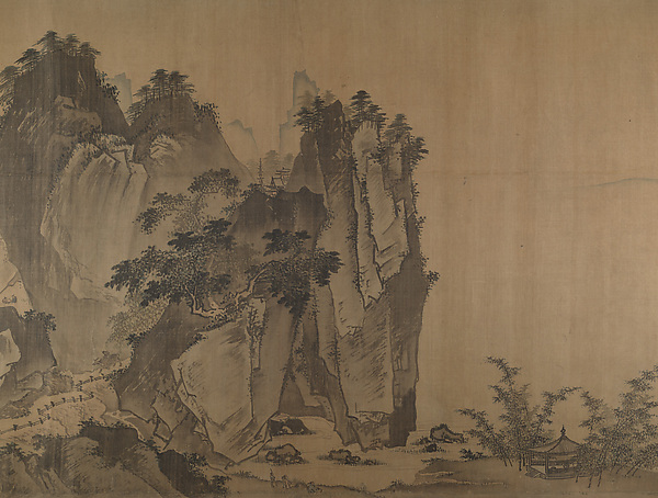 River Landscape after Xia Gui