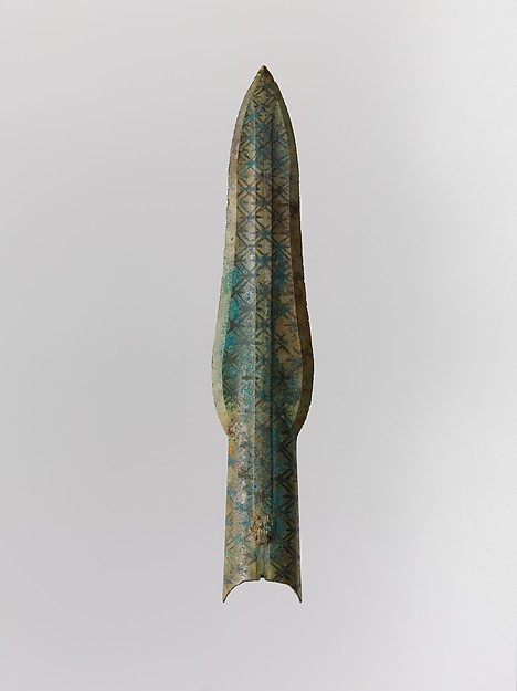 Spear head (mao)