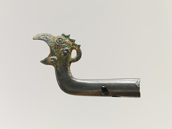 Bird-Head Finial