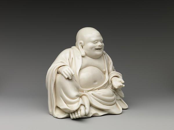 Buddhist Monk Budai