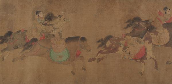 Mongol Circus