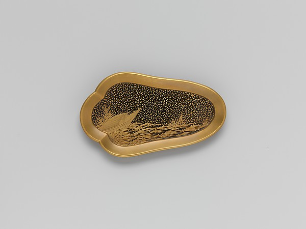 Incense Box in Shape of Mandarin Duck