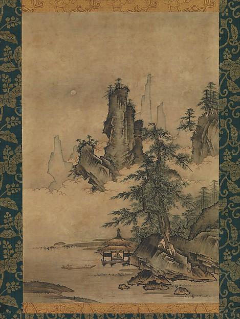 山水図<br/>Landscape