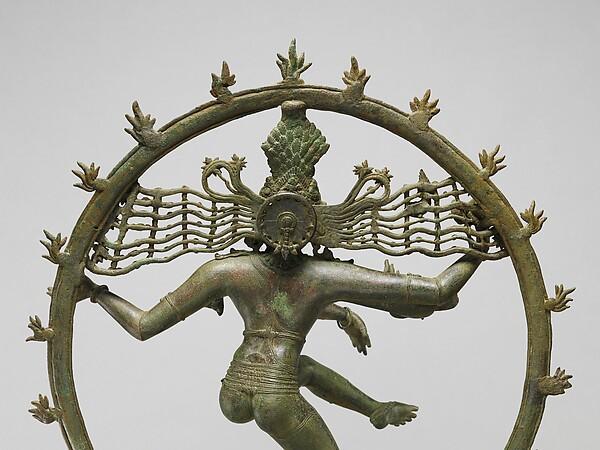 Shiva as Lord of Dance (Shiva Nataraja)