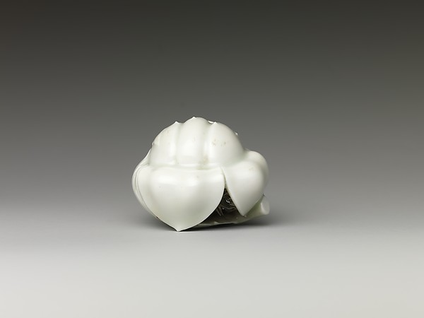 Netsuke in the Shape of a Chestnut Burr