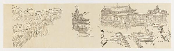 Palace Halls and Waves