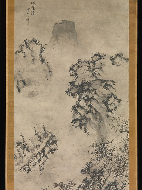 明      謝時臣      四時佳興圖      軸 四幅  <br/>Landscapes of the Four Seasons