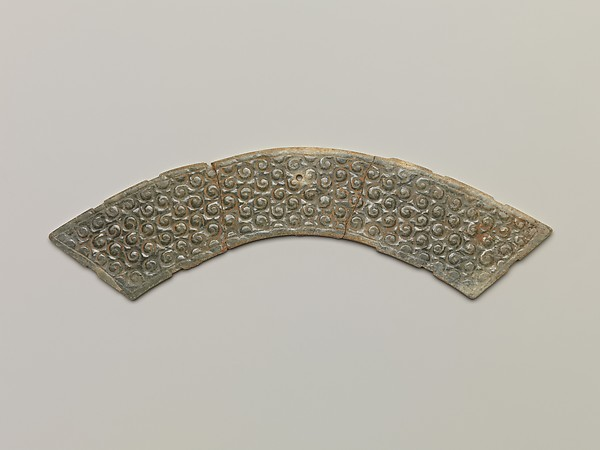 Pendant in the Shape of an Arc