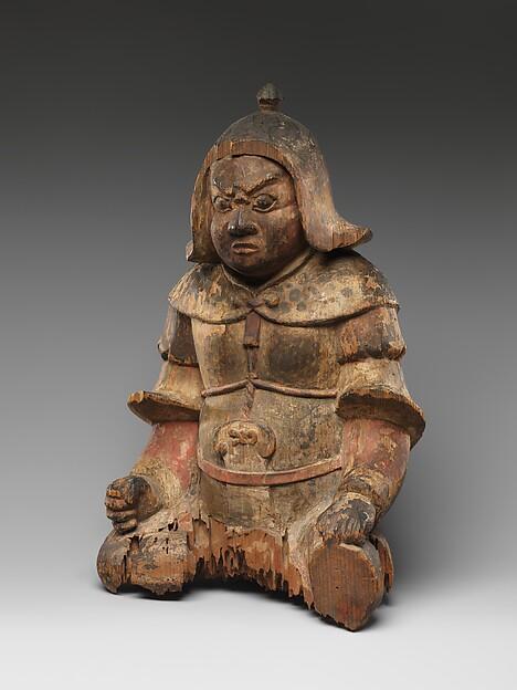 大将軍像  <br/>Daishōgun