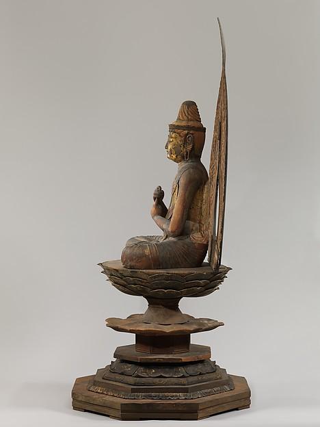 大日如来坐像 <br/>Dainichi Nyorai
