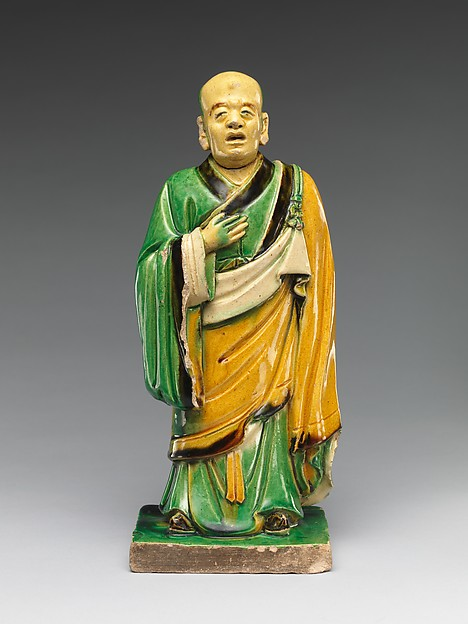 Parinirvana (Extinction of the Buddha) and Attendant