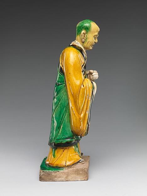 Parinirvana (Extinction of the Buddha) and Attendant