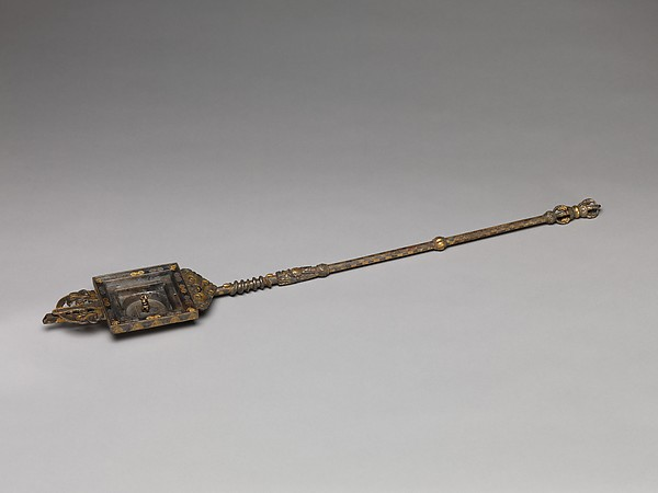One of a Pair of Fire-Offering Ladles