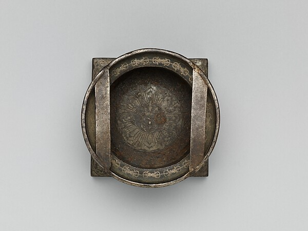 Base from a Purification Vessel, possibly a Brazier