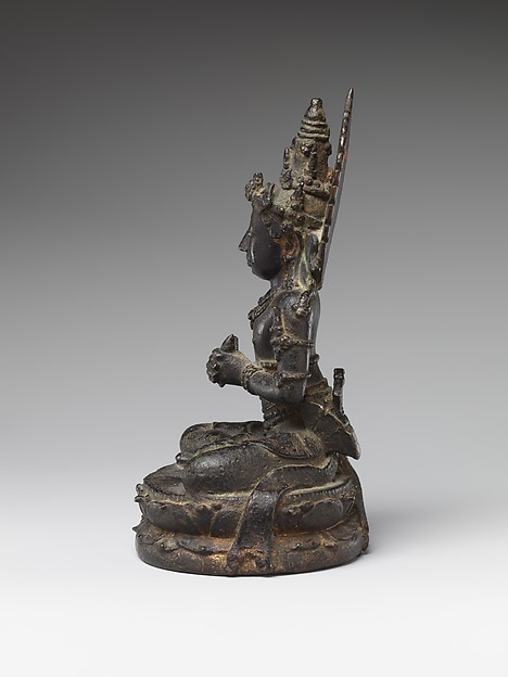 Seated Esoteric Buddhist Deity
