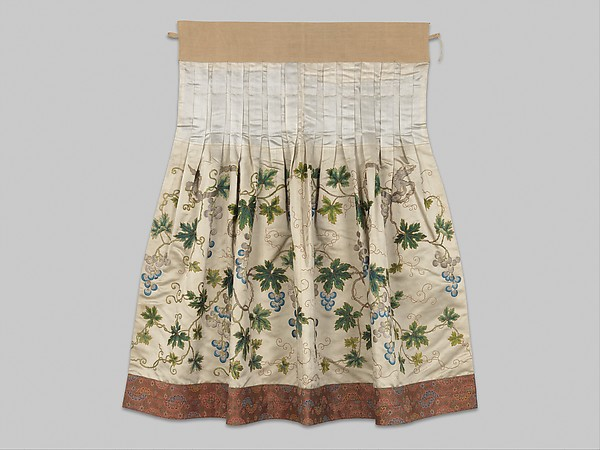 Skirt fromTheatrical Ensemble for a Female Role