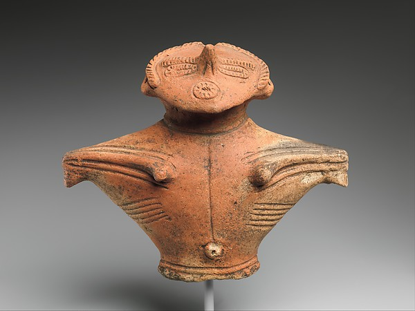 Dogū (Clay Figurine)