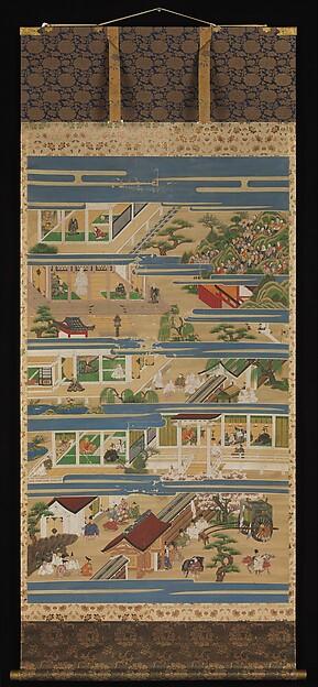 親鸞上人絵伝<br/>The Illustrated Life of Shinran (Shinran shōnin eden)