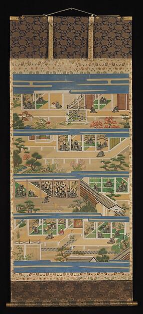 The Illustrated Life of Shinran (Shinran shōnin eden)
