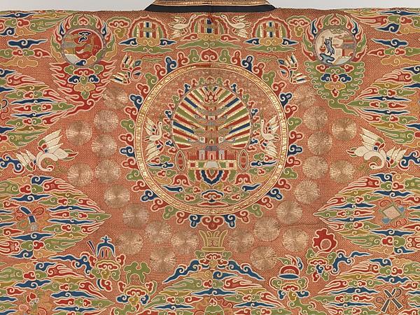 Daoist Priest's Robe