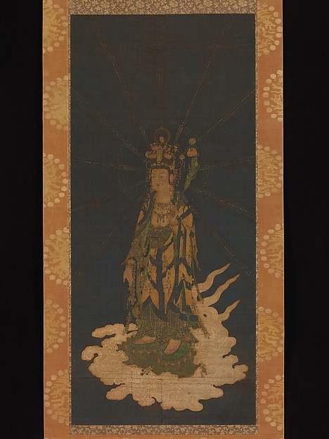 Descent of Eleven-Headed Kannon (Avalokiteshvara)