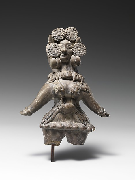 Standing Female Deity