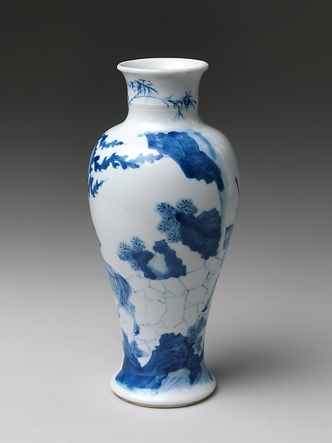 Vase with Warrior