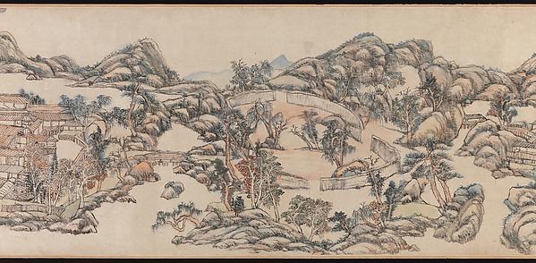 Wangchuan Villa