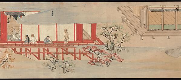 Jin'ōji Engi Emaki<br/>Illustrated Legends of the Jin'ōji Temple