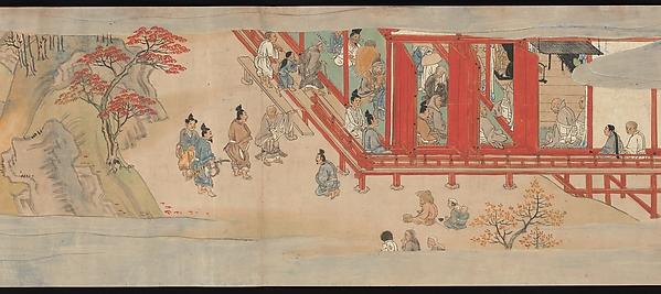 Illustrated Legends of the Jin'ōji Temple