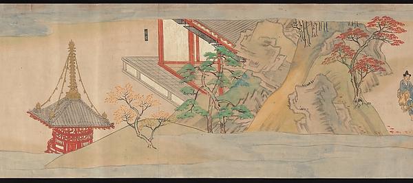 Illustrated Legends of the Jin'ōji Temple (Jin'ōji Engi Emaki)