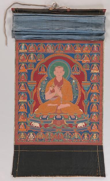 Yong Zin Khon Shogpel: Seventh Abbot of Ngor Monastary (Sakya Sect)