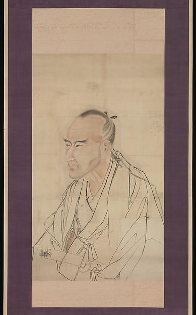 Sketch for the Portrait of Tachihara Suiken