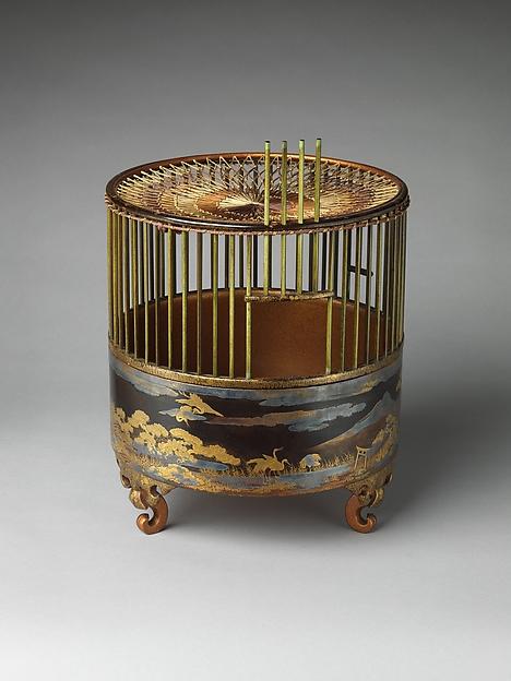 鳥かご<br/>Bird Cage