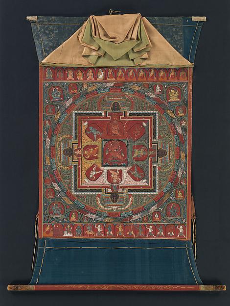 Mandala of Raktayamari