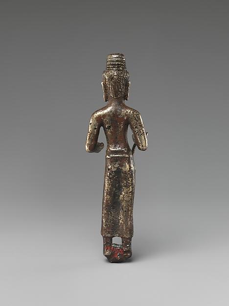 Standing Bodhisattva, probably Maitreya